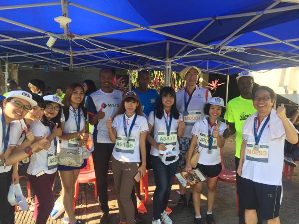 ヤンゴン国際マラソン