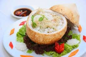 ココナッツご飯