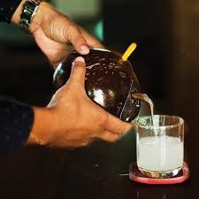 ココナッツのお酒