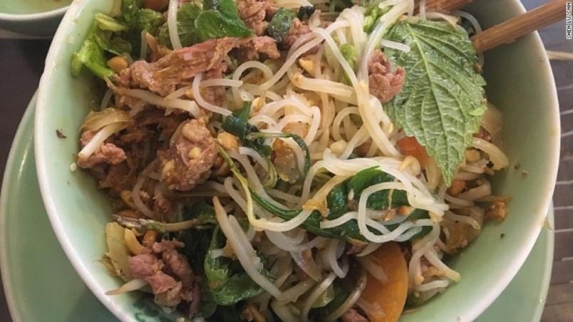 南部の麺料理
